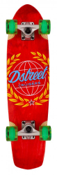 D Street Cruiser Atlas (Red)