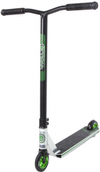 Lucky Crew Pro Scooter (Green/White)
