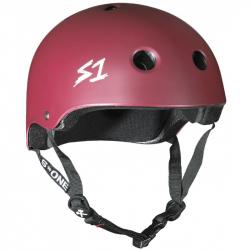 S-One V2 Lifer Helmet (S size) (Red)