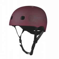 Micro Helmet Autumn Red M size