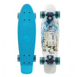 Penny Boards '22' R2D2 Blue/White