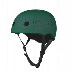 Micro Helmet Forest Green M size