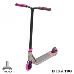 TRIAD Complete Infraction (Pink/Black)