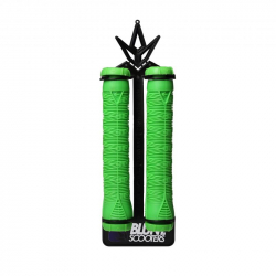 BLUNT HAND GRIP V2 (2 pair of ends) (Green)
