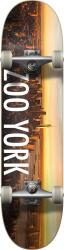 "Zoo York Logo Block skateboard 7.5"""