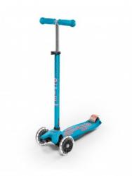 Micro Maxi Deluxe LED ( Luminous wheels ) (Blue)