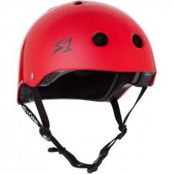 S-One V2 Lifer Helmet (XL size) (Red/Silver)