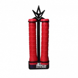 BLUNT HAND GRIP V2 (2 pair of ends) (Red)
