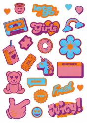 Sticker pack Girls