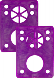 Essentials 1-8 Riser Pads set of 2 Purple
