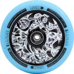 Lucky Lunar Pro Scooter Wheels 120mm Axis Blue