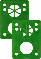 Essentials 1-8 Riser Pads set of 2 Green
