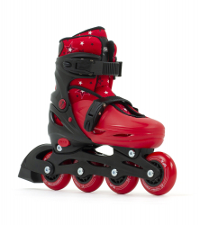SFR Plasma Black/Red 29-33