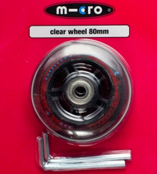 Micro / Globber Scooter Wheel 80 mm