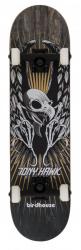 "Birdhouse Complete 7.75"" Hawk Wings Black"