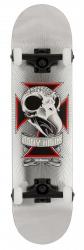 Birdhouse Complete Stage 3 Hawk Skull 2 Chrome Silver Foil 7.75