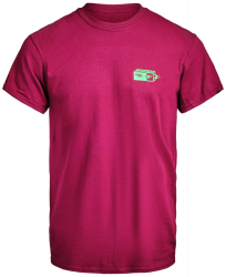 Undialed Recharge T-shirt Red S