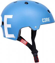 CORE Street Helmet Blue S/M