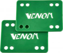 Venom 1-8 Risers set of 2 Green
