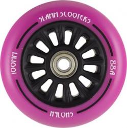 Slamm Nylon Core 100mm Wheel (Purple)