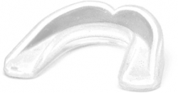 Wilson MG2 Mouth Guard Clear Youth