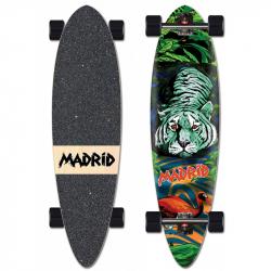 """Madrid Blunt Tiger 36"""" Longboard"""
