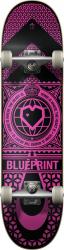 Blueprint Complete skeitbord 7-75 Black-Pink