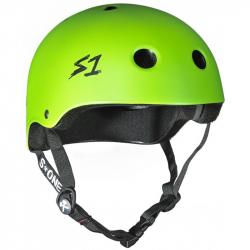 S-One V2 Lifer Helmet L Bright Green