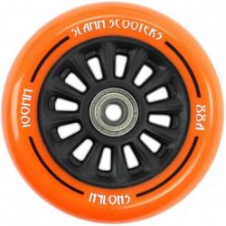 Slamm Nylon Core 100mm Wheel (Orange)
