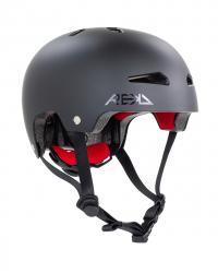 Rekd Junior Elite Helmet Black