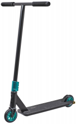 North Tomahawk Pro Scooter (Black/Green)