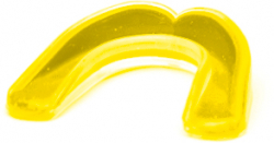 Wilson MG2 Mouth Guard Yellow Youth