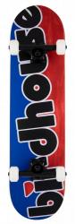 Birdhouse Complete Stage 3 Toy Logo Red-Blue 8