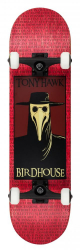 """Birdhouse Complete 8"""" Plague Doctor Red"""