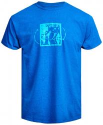 Undialed Environment T-shirt Blue XL