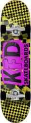 KFD Ransom Complete Skateboard 7.75 Yellow