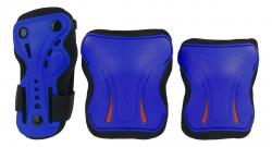 SFR Triple Pads Set AC760 L size Blue