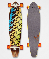 Z-Flex Longboard Roundtail Roll One 39.5