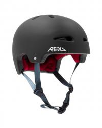 Rekd Ultralite In-Mold Helmet Black S/M