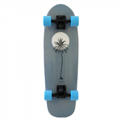 Landyachtz Dinghy Cruiser 28.5'' (Blue/Grey)