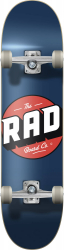RAD Logo Complete 7.75 Navy
