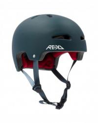 Rekd Junior Ultralite In-Mold Helmet Dark Blue