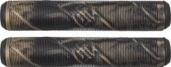 Striker Pro Scooter Grips MultiColor (Black/Gold)