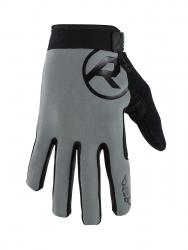 Rekd Status Gloves (Grey) xs