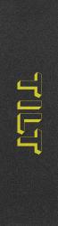 Tilt 3D Logo Yellow