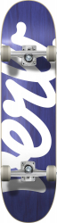 Verb Script Complete Skateboard 8 Blue