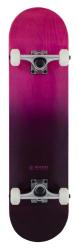Rocket Complete Skateboard 7.75 IN Purple/Black