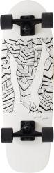 Landyachtz Dinghy Cruiser 28.5'' (White/Black)