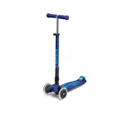 Maxi Micro Deluxe Foldable LED Blue