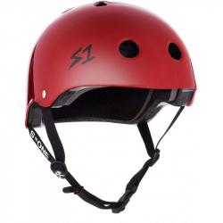 S-One V2 Lifer Helmet (M size) (Red/Black)